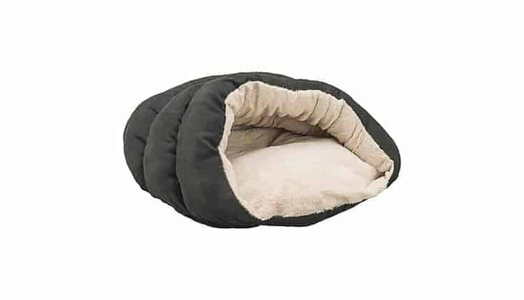 Sleep Zone Cuddle Cave Pet Bed