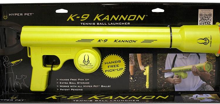 Hyper Pet K9 Kannon Ball Launcher