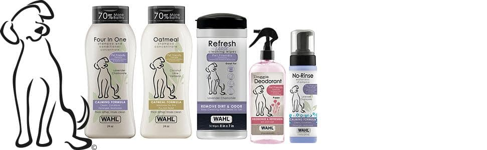 Deodorant for dog