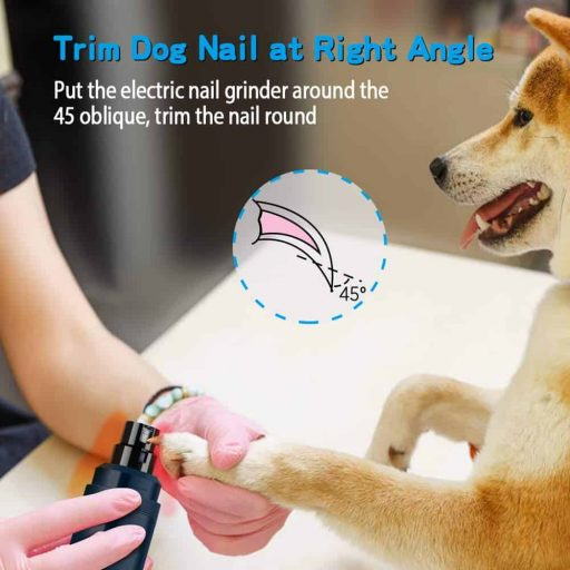 Casfuy Dog Nail Grinder Upgraded