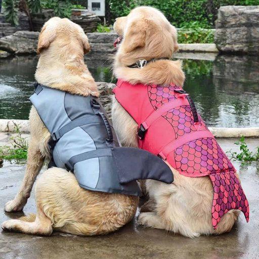 Dog Life Jacket Vest