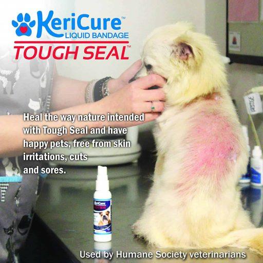 Tough Seal Pet Liquid Bandage
