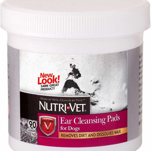 Ear Cleaning Medicated Pads for Dogs