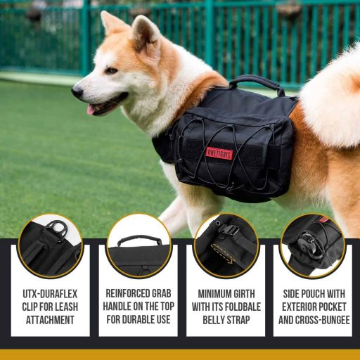 One Tigris Dog Pack Hound Travel
