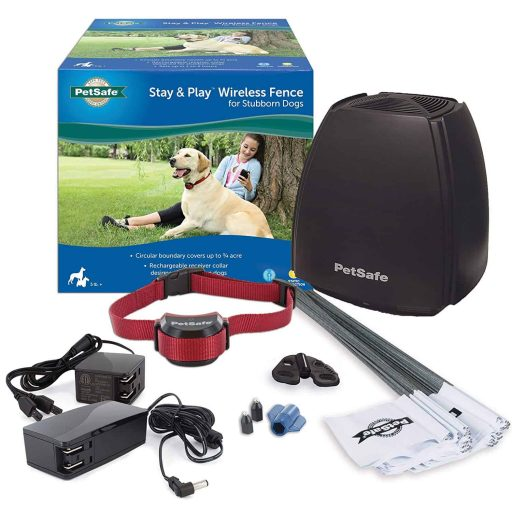 PetSafe Wireless Fence for Stubborn Dogs