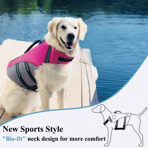 Dog Life Jacket Safety Vest
