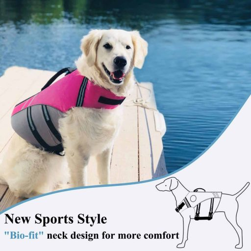 Dog Life Jacket Safety Vest